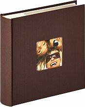 walther design Memo-Album Fun Dunkelbraun, 200 F