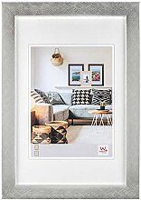 walther design Nizza Bilderrahmen, Silber, 30 x 40