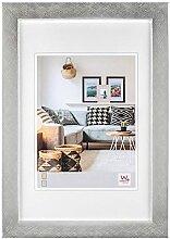 walther design Nizza Bilderrahmen, Silber, 40 x 50