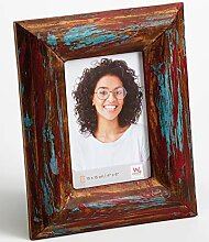 walther design Portraitrahmen Sapeli, 10x15 cm