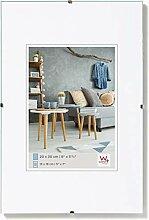 walther design RB060A Rahmenlose Bilderrahmen, 50