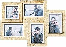walther design RC515W Chip Galerierahmen für 5