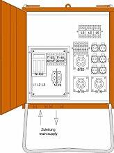 Walther Werke Verteilerschrank 44kVA WV0310