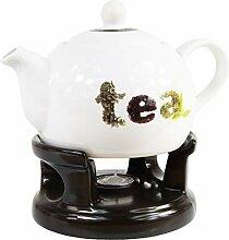 Teekanne Mit Teelicht Günstig Bei Lionshome Kaufen