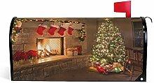 Wamika Weihnachtsbaumstrümpfe, magnetische