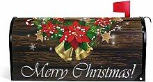 Wamika Weihnachtsglocke mit magnetischem