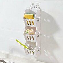 WAN MU Kreative Lagerregal, Badezimmer Wohnzimmer