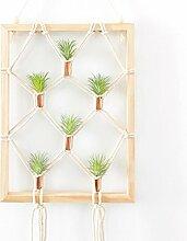 Wand Anhänger Air Ananas Pflanze Simulation