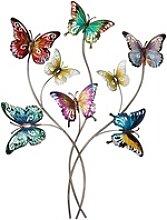 Wand Bild Objekt Schmetterling Außen Dekoration