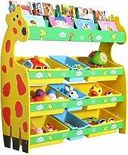 Wand Bücherregal Spielzeugablage Für Kinder Mit