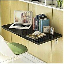 Wand-Computertisch, moderner minimalistischer