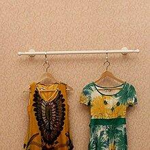 Wand-Kleiderstange Bekleidungsgeschäft Display