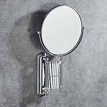 Wand- Kosmetikspiegel Doppelseitig