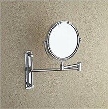 Wand- Kosmetikspiegel Doppelseitig Badspiegel