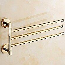Wand-Kupfer Bad Küche Handtuchhalter mit extra
