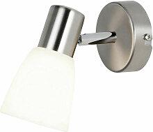 Wand Lampe Glas Fernbedienung Farbwechsel