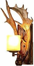 Wand Lampe Lampe Haus American Land Retro