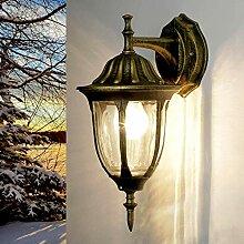 Wand-LED Energiespar-Außenleuchte 5 Watt in