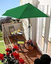 Wand-Sonnenschirm Sonnenschutz (grün)