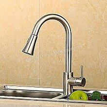 Wand Spüle Wasserhahn Küchenarmatur heißen und