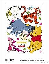 Wand Sticker DK 862 Disney Winnie The Pooh