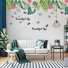 Wand StickersTropical Leaves House Decor