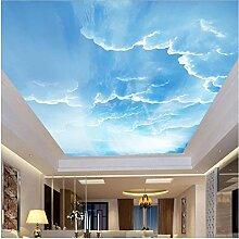Wand Tapeten 3D Himmel-weiße