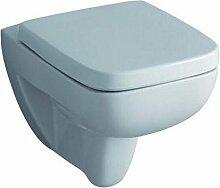 Wand-WC Keramag Renova Nr.1 Flachspüler in weiß