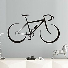 wandaufkleber 3d Kreative Modische Fahrrad
