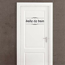 wandaufkleber 3d schlafzimmer Badezimmer Salle De