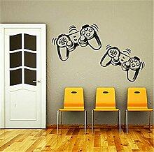 wandaufkleber 3d schlafzimmer Wall Game