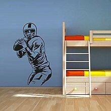 wandaufkleber 3d Wandtattoo Kinderzimmer Fußball