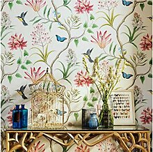 Wandaufkleber American Style Antike Tapete Retro
