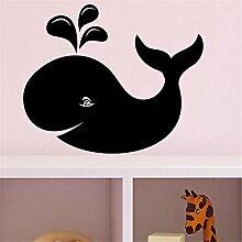 wandaufkleber babyzimmer Badezimmer Baby-Wal für