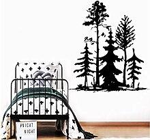 Wandaufkleber Baum Kinderzimmer Wandaufkleber