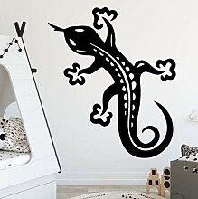 Wandaufkleber Diy Gecko Wandkunst Aufkleber