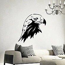 Wandaufkleber Eagle Wandtattoo Wohnzimmer