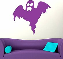 wandaufkleber feuerwehr Spooky Ghost für Halloween