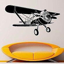 Wandaufkleber Für Kinderzimmer Luftfahrt
