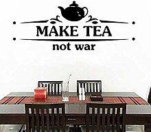 Wandaufkleber Kinder Wandaufkleber Machen Tee