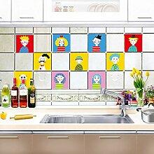 Wandaufkleber Kinderzimmer Badezimmer Kindergarten