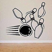 Wandaufkleber Kunst Aufkleber Vinyl Wandbild Sie