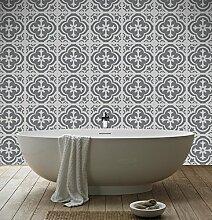 Wandaufkleber Marokkanische Badezimmer