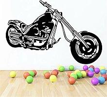 Wandaufkleber Motorrad Dekorative Aufkleber