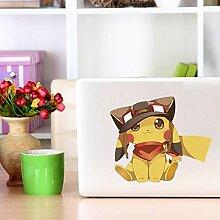 Wandaufkleber Pokemon Pikachu Wandaufkleber