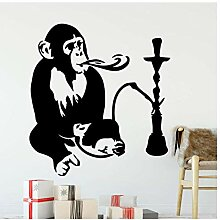 Wandaufkleber Pvc Wandkunst Aufkleber Moderne Mode