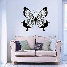 Wandaufkleber Schmetterling Schönheitssalon
