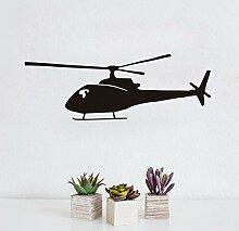 Wandaufkleber Tapete für Hubschrauber Aufkleber