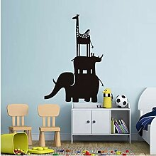 Wandtattoo Giraffe Kinderzimmer Gunstig Online Kaufen Lionshome