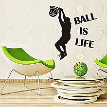 Wandaufkleber und Wandbilder Ball is Life